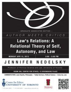 2013.04.15 - Jennifer Nedelsky