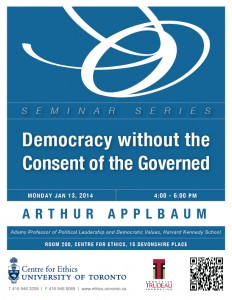 2014.01.13 - Arthur Applbaum