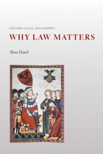 Why Law Matters AHarel