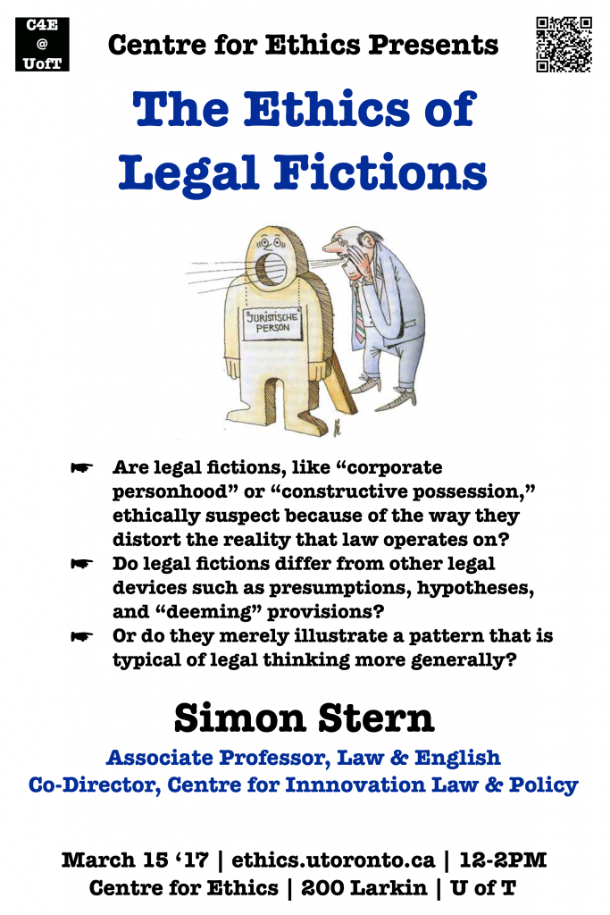 legal fictions