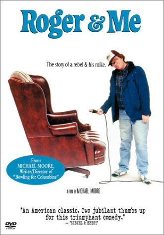 Roger and Me film poster
