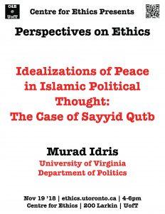Past Events @ C4E | Centre for Ethics, University of Toronto