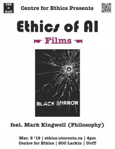 Black Mirror featuring Mark Kingwell (Philosophy)