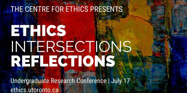 Ethics Intersections Reflections Poster
